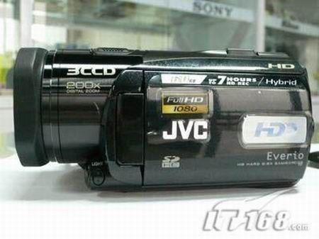 3CCD硬盘DVJVCHD3现特价仅售6750元