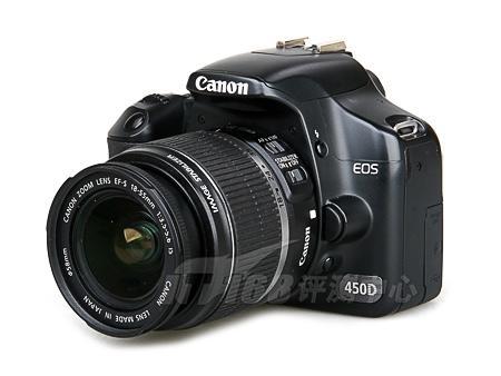出色入门级单反相机佳能450D详尽评测(17)