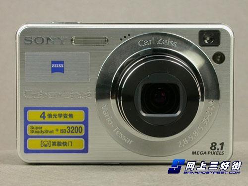 经济实用型DC索尼W130降价仅售1550元