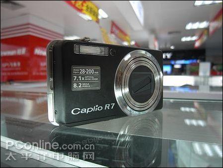 7X光变28mm广角超级卡片理光R7仅1730