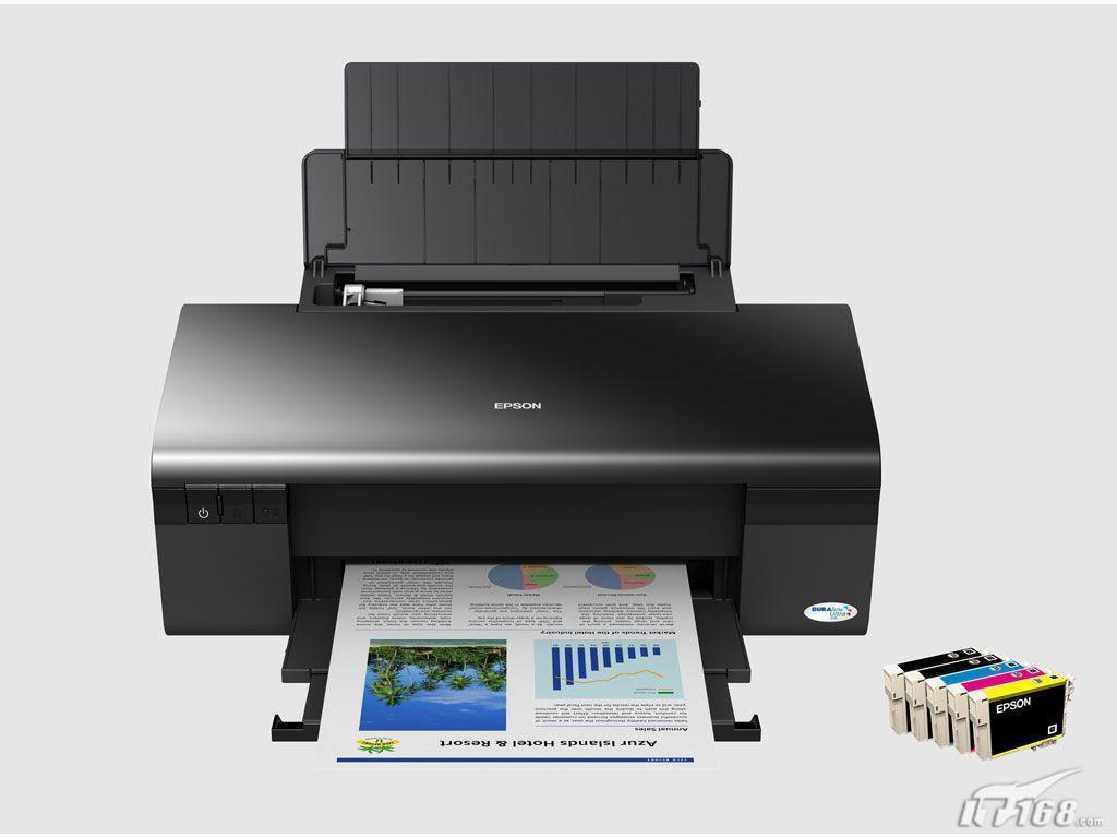 爱普生打印机按键图解