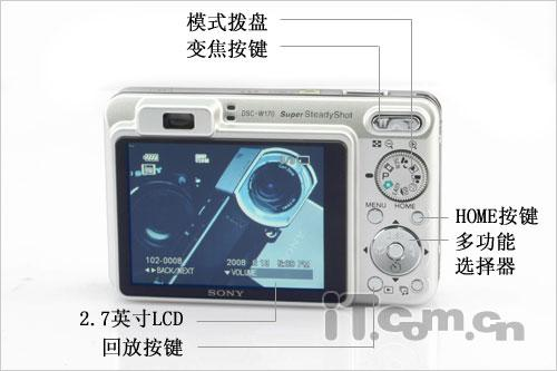 第一次的诱惑索尼28mm广角W170评测(2)