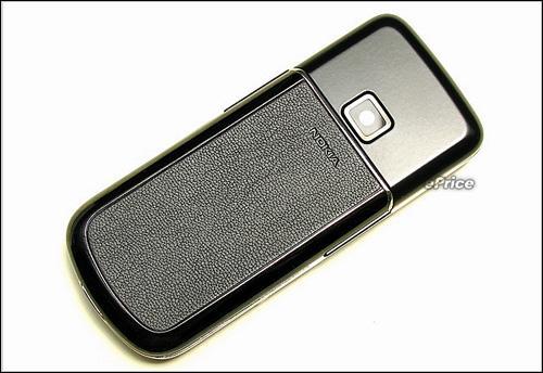 彰显贵族气质诺基亚8800SA黑色版赏析