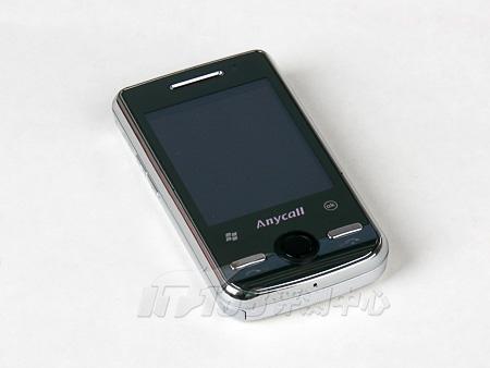 蓝海之道三星高端商务手机i688评测