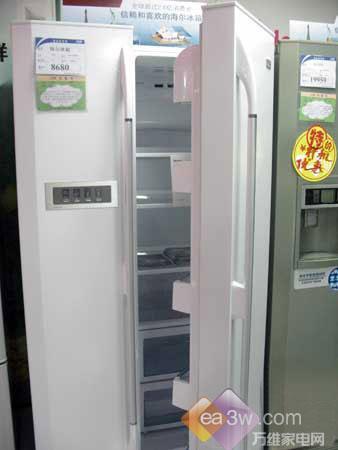 对开成主流五款超豪华冰箱全推荐(2)