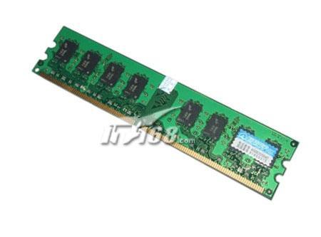 内存价格触底值得出手六款超强DDR2推荐