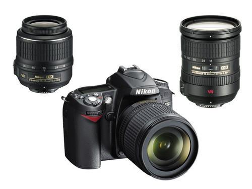 随你搭配 尼康D90三支变焦镜头对比测试
