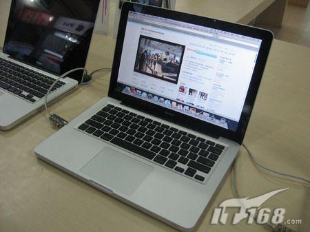 金属魅力苹果MB466商务本报价9999