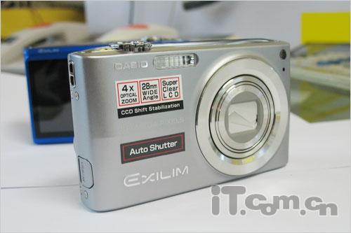 千万像素28mm广角卡西欧Z200跌至1499