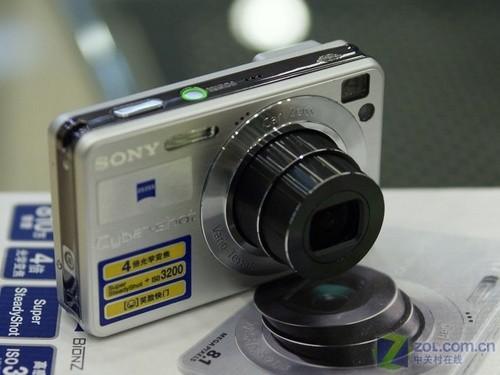 送W130相机索尼TZ3定制机型低价12988元