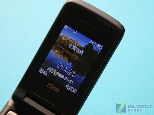 独创Fastap键盘 ZTE中兴3G手机D90评测