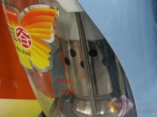 全自动制浆九阳可爱造型豆浆机399元