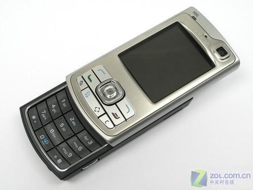 经典滑盖诺基亚N80手机仅售1299元