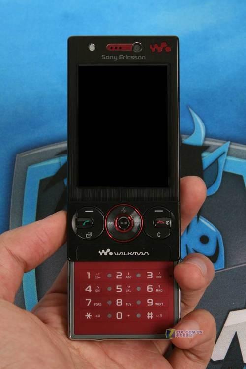 320万像素索爱导航音乐滑盖W715评测