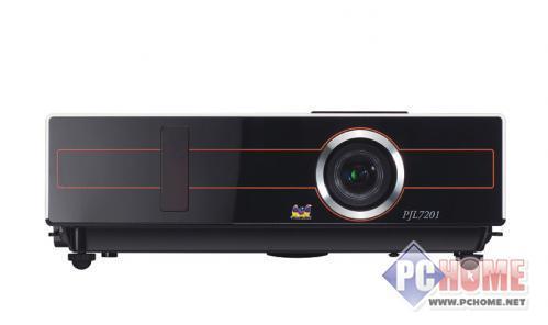 3LCD高性能商用投影优派PJL7200仅8000