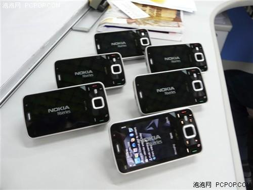 智能旗舰诺基亚全能机王N96破三千五