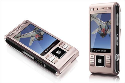影帝再升级索尼爱立信将推8GB版C905