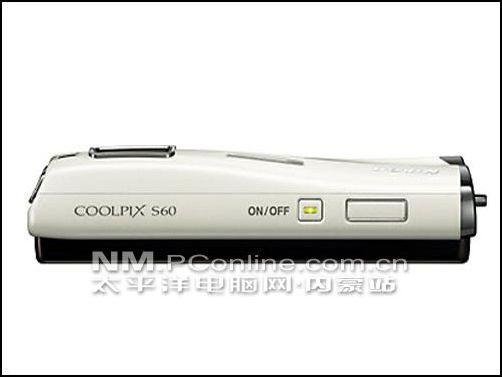 实用更时尚的卡片DC尼康S60仅售1990元