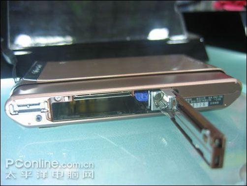 高清纤薄卡片相机索尼T90上市仅2450元