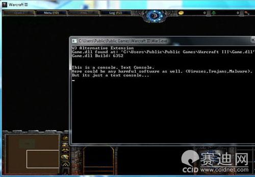 魔兽争霸3自定义地图解释器存在安全漏洞