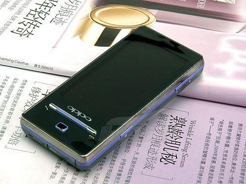 3.2英寸宽屏OPPO音乐T9风雅紫版评测