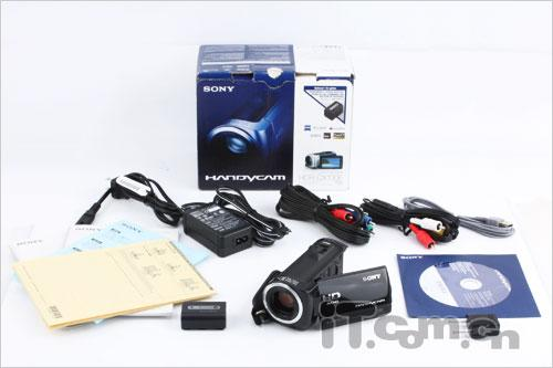 平民FULL HD摄像机 索尼HDR-CX100E评测(4