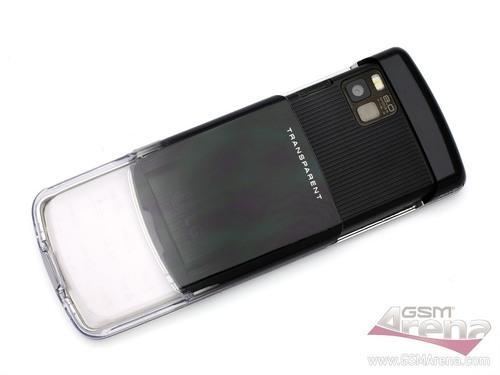 800万像素LG透明滑盖键盘GD900评测(8)