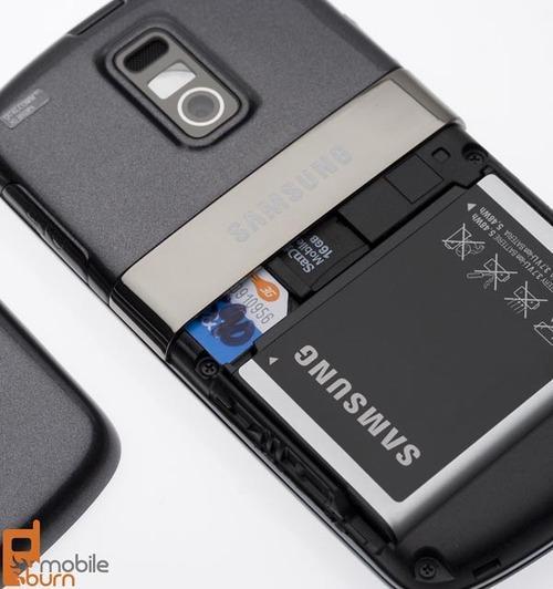 SmartPhone新势力三星全键盘i637曝光