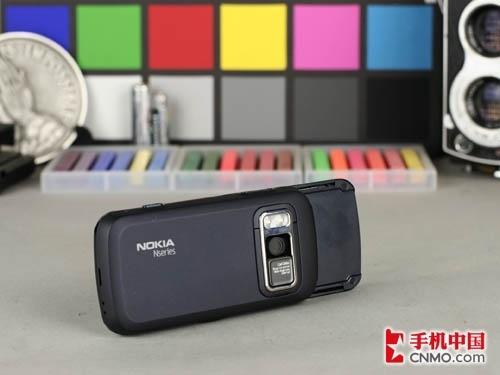 800万像素诺基亚N86拍照功能深入评测