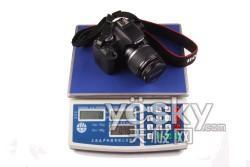 高清视频入门级数码单反佳能500D评测(4)