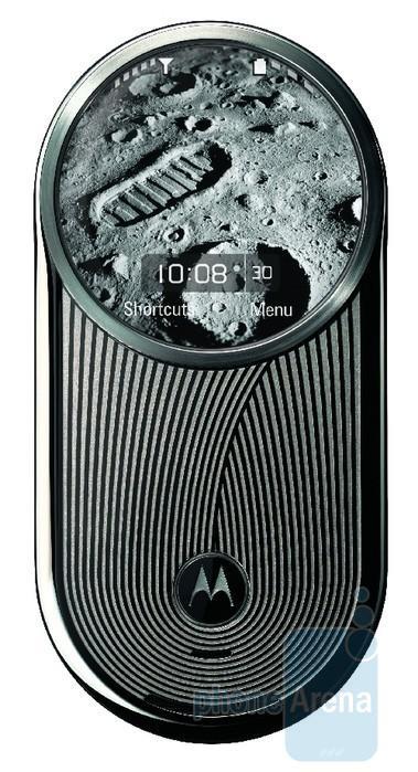 登月40周年摩托推出纪念版手机Aura