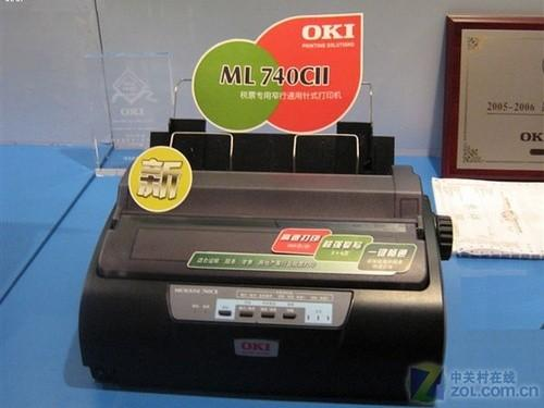 税票专用 OKI 740CII针式打印机特价_商用