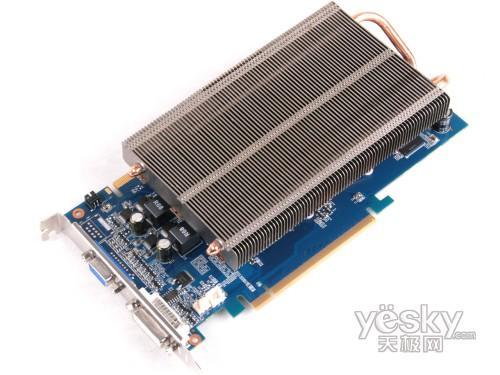 低端首选 零噪音散热影驰9600GSO零度版评测