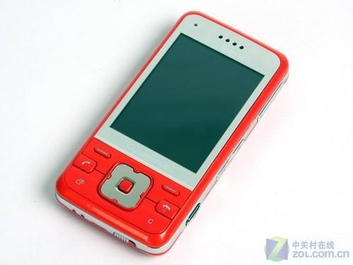 时尚外形索爱滑盖拍照手机C903评测