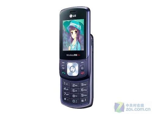 简单易用LG时尚滑盖手机GB230卖899