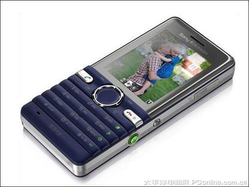 送蓝牙耳机索爱拍照手机S312卖999元