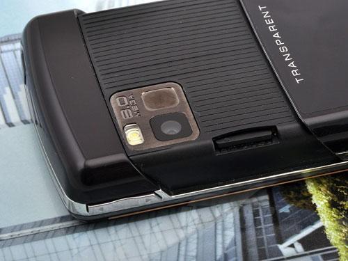 魔幻键盘触控LG透明手机GD900评测(2)
