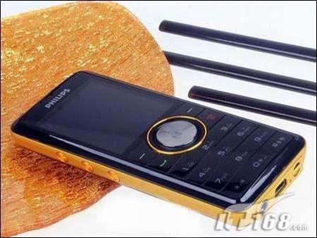 廉价之选飞利浦音乐手机M600卖499元