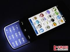 唯美透明键盘 LG新旗舰GD900率先登场