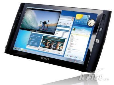 搭配Windows7操作系统爱可视9国外上市