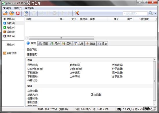 BitTorrent开发新uTP协议 自动检测网络状况并调节流量