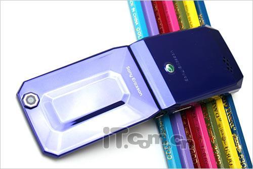 唯美化妆盒手机索尼爱立信Jalou评测