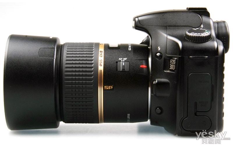 高画质F2大光圈腾龙微距人像镜头G005评测(4)