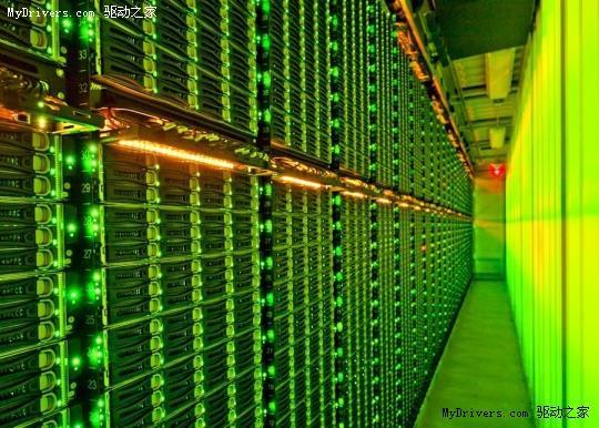 走进微软芝加哥数据中心