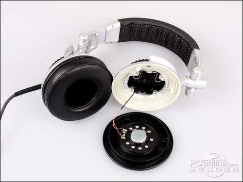 硕美科 efi-82耳机耳罩内部结构