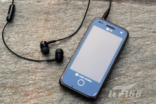 极智体验LG首款OPhone手机GW880试用