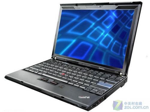 ThinkPadX200s酷睿2芯超轻薄本5999元