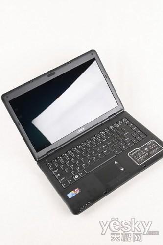 酷睿2+HD4570仅3699神舟承龙U450评测