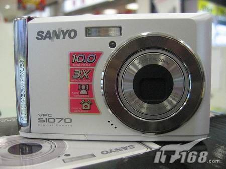 时尚潮流卡片DC三洋S1070仅售499元