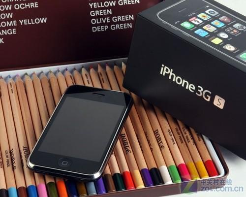 联通版iPhone 3GS评测